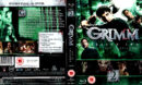 GRIMM SEASON TWO (2012) BLU-RAY COVER & LABELS