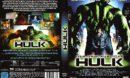 Der Unglaubliche Hulk R2 DE DVD Covers