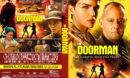 The Doorman (2020) R0 Custom DVD Cover