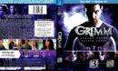 GRIMM SEASON THREE (2013) BLU-RAY COVER