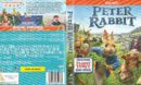 Peter Rabbit (2018) R2 Blu-Ray Cover & Label