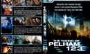 The Taking of Pelham Triple Feature R1 Custom DVD Cover