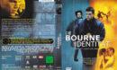 Die Bourne Identität (2003) R2 DE DVD Cover