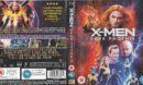 X-Men Dark Phoenix (2019) R2 Blu-Ray Cover
