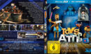 TOYS IN THE ATTIC 3D BLU-RAY COVER & LABEL