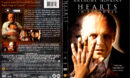 HEARTS IN ATLANTIS (2001) DVD COVER & LABEL