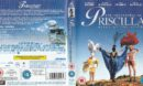 Priscilla Queen of the Desert (2004) R2 Blu-Ray Cover & Label