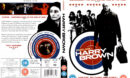 HARRY BROWN (2009) R2 DVD COVER & LABEL