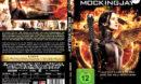 Die Tribute von Panem-Mockingjay Teil 1 (2015) R2 DE DVD Cover