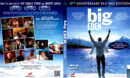 BIG EDEN FIFTEENTH ANNIVERSAY EDITION (2002) CUSTOM BLU-RAY COVER &  LABEL