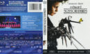 Edward Scissorhands (1990) Blu-Ray Cover & Label