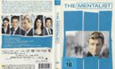 The Mentalist - Staffel 1 (2009) R2 DE DVD Cover & Labels