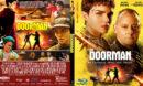 THE DOORMAN (2020) CUSTOM BLU-RAY COVER & LABEL