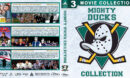 The Mighty Ducks Collection R1 Custom Blu-Ray Cover & Labels