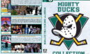 The Mighty Ducks Collection R1 Custom DVD Cover & Labels