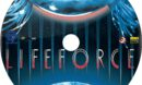 Lifeforce (1985) Custom DVD Labels