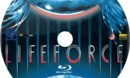 Lifeforce (1985) Custom Blu-Ray Labels
