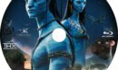 Avatar (2009) Custom Blu-Ray Labels