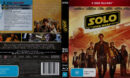 Solo: A Star Wars Story (2018) R4 Blu-Ray Cover