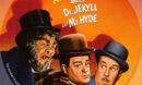 Abbott and Costello Meet Dr. Jekyll and Mr. Hyde R1 Custom DVD Label