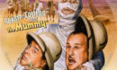 Abbott and Costello Meet The Mummy R1 Custom DVD Label
