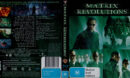 The Matrix Revolutions (2003) R4 Blu-Ray Cover