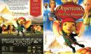 Desperaux-Der kleine Mäuseheld (2008) R2 DE DVD Cover