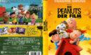 Die Peanuts-Der Film (2015) R2 DE DVD Cover