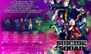 The Suicide Squad (2021) R1 Custom DVD Cover