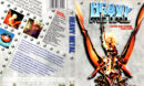 HEAVY METAL (1981) DVD COVER & LABEL