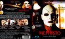 MEPHISTO (1981) R2 DE BLU-RAY COVER & LABEL