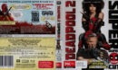 Deadpool 2 (2018) R4 Blu-Ray Cover