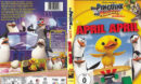 Die Pinguine aus Madagascar-April, April R2 DE DVD Cover