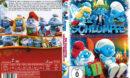 Die Schlümpfe-Eine schlumpfige Weihnachtsgeschichte (2011) R2 DE DVD Cover