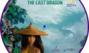 Raya and the Last Dragon (2021) RB Custom Bluray Label