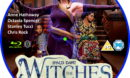 The Witches (2020) RB Custom Bluray Label