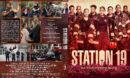 Station 19 - Season 3 (2020) R1 Custom DVD Cover & Labels