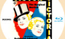 VICTOR AND VICTORIA (1933) CUSTOM BLU-RAY LABEL