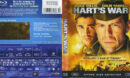 Hart's War (2001) Blu-Ray Cover & Label