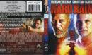 Hard Rain (1997) Blu-Ray Cover & Label