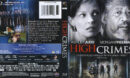 High Crimes (2002) Blu-Ray Cover & Label