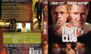 Fight Club (1999) R2 DE DVD Cover
