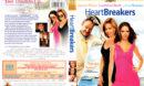 HEART BREAKERS (2001) DVD COVER & LABEL