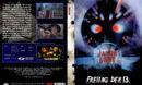 Freitag der 13.-Teil 6 (1986) R2 DE DVD Cover