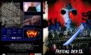 Freitag der 13.-Teil 8 (1989) R2 DE DVD Cover