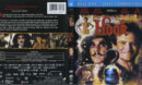 Hook (1991) Blu-Ray Cover & Labels