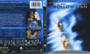 Hollow Man (2000) Blu-Ray Cover & Label