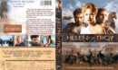 HELEN OF TROY (2003) DVD COVER & LABEL