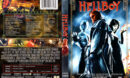 HELLBOY 2 DISC EDITION (2004) DVD COVER & LABELS