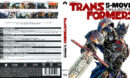 Transformers - 5 Movie Collection (Custom) (2017) DE Blu-Ray Covers
